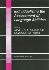 Jacket Image For: Individualizing the Assessment of Language Abilities
