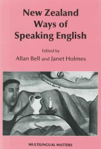 Jacket Image For: New Zealand Ways of Speaking English