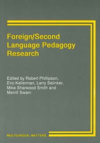 Jacket Image For: Foreign/Second Language Pedagogy Research