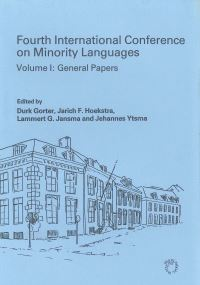 Jacket Image For: Minority Language Conference (4th)