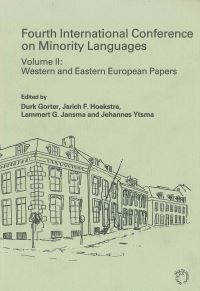Jacket Image For: Minority Language Conference (4th): Vol.II, Western + Eastern European Papers