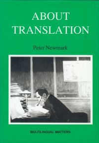 Jacket Image For: About Translation