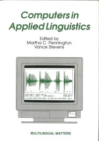 Jacket Image For: Computers in Applied Linguistics