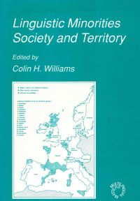 Jacket Image For: Linguistic Minorities, Society and Territory