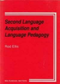 Jacket Image For: Second Language Acquisition and Language Pedagogy