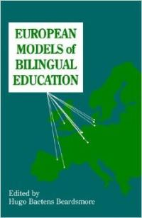 Jacket Image For: European Models of Bilingual Education