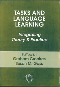 Jacket Image For: Tasks and Language Learning