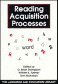 Jacket Image For: Reading Acquisition Processes