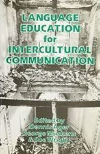 Jacket Image For: Language Education for Intercultural Communication