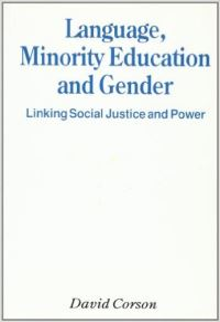 Jacket Image For: Language, Minority Education and Gender
