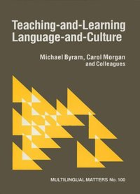 Jacket Image For: Teaching and Learning Language and Culture