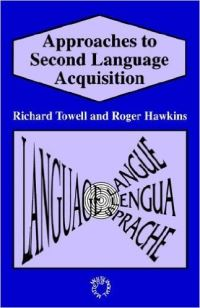 Jacket Image For: Approaches to Second Language Acquisition
