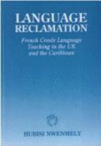 Jacket Image For: Language Reclamation