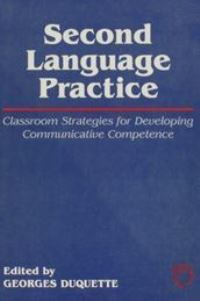 Jacket Image For: Second Language Practice