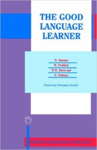 Jacket Image For: The Good Language Learner