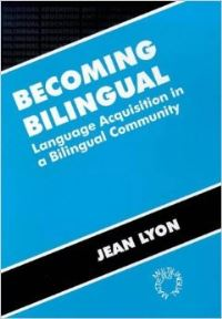 Jacket Image For: Becoming Bilingual