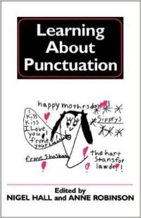 Jacket Image For: Learning about Punctuation