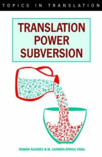 Jacket Image For: Translation, Power, Subversion