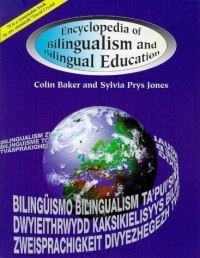 Jacket Image For: Encyclopedia of Bilingualism and Bilingual Education