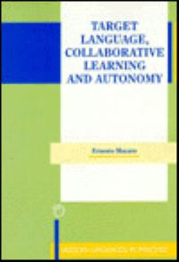 Jacket Image For: Target Language, Collaborative Learning and Autonomy