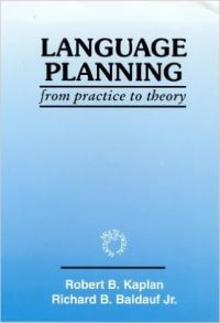 Jacket Image For: Language Planning