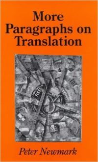 Jacket Image For: More Paragraphs on Translation