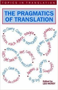 Jacket Image For: The Pragmatics of Translation