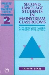 Jacket Image For: Second Language Students in Mainstream Classrooms