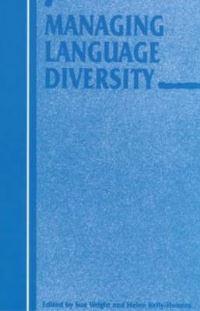 Jacket Image For: Managing Language Diversity