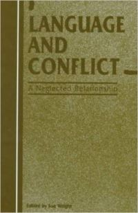 Jacket Image For: Language and Conflict