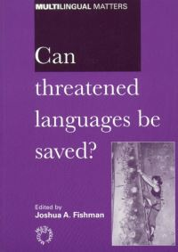 Jacket Image For: Can Threatened Languages be Saved?