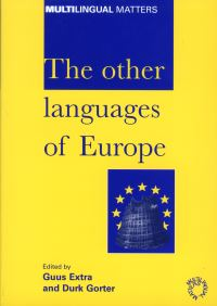 Jacket Image For: The Other Languages of Europe