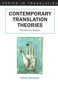 Jacket Image For: Contemporary Translation Theories