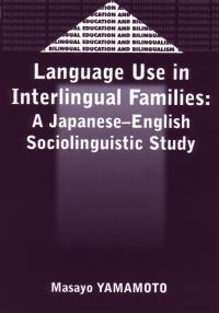 Jacket Image For: Language Use in Interlingual Familes