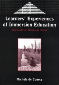 Jacket Image For: Learners' Experience of Immersion Education