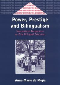 Jacket Image For: Power, Prestige and Bilingualism