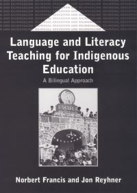 Jacket Image For: Language and Literacy Teaching for Indigenous Education