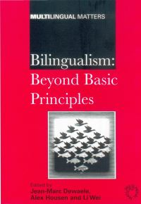 Jacket Image For: Bilingualism