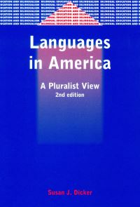 Jacket Image For: Languages in America