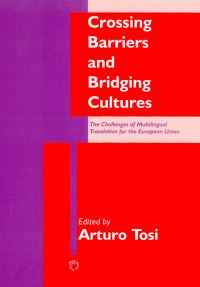 Jacket Image For: Crossing Barriers & Bridging Cultures