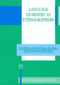 Jacket Image For: Language Learners as Ethnographers