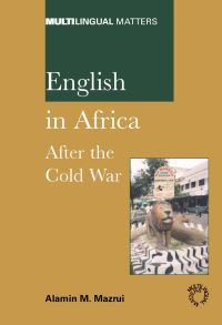 Jacket Image For: English in Africa