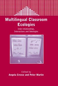 Jacket Image For: Multilingual Classroom Ecologies