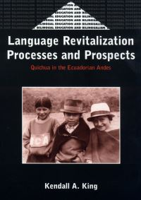 Jacket Image For: Language Revitalization Processes and Prospects