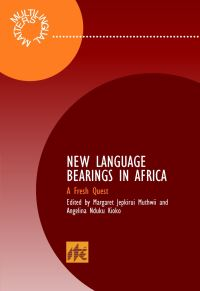 Jacket Image For: New Language Bearings in Africa