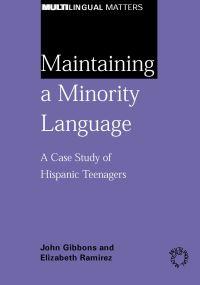 Jacket Image For: Maintaining a Minority Language