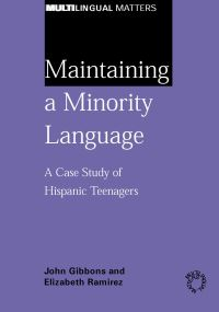 Jacket Image For: Maintaining a Minority Language