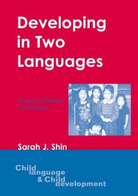Jacket Image For: Developing in Two Languages
