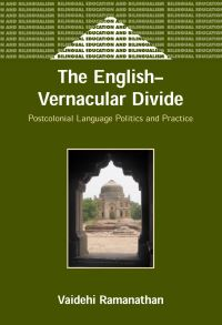 Jacket Image For: The English-Vernacular Divide