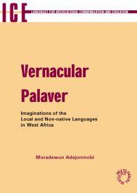Jacket Image For: Vernacular Palaver